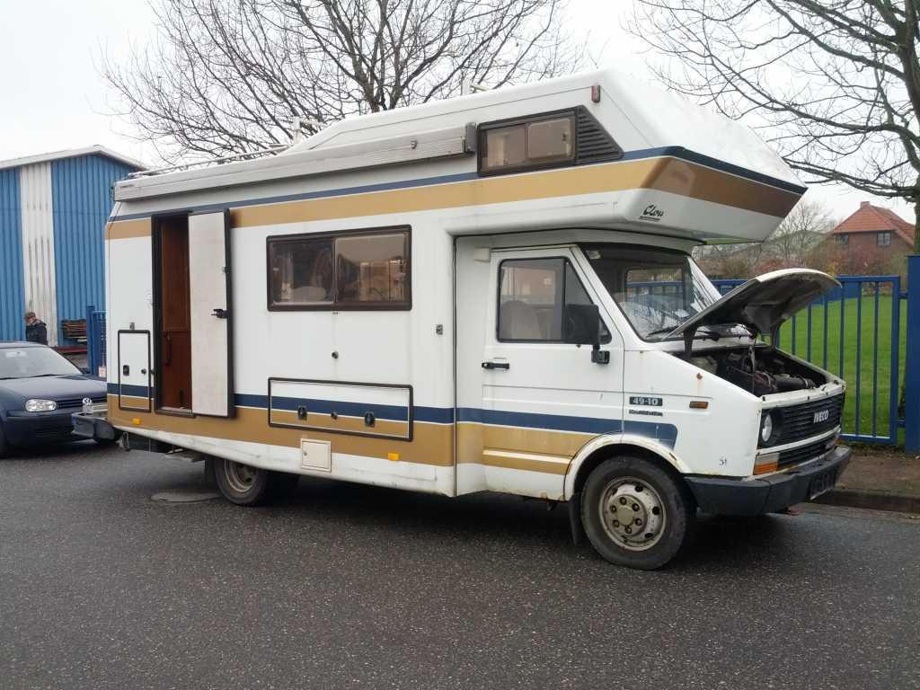Sprinter 8 Clou - Trucks and Camper